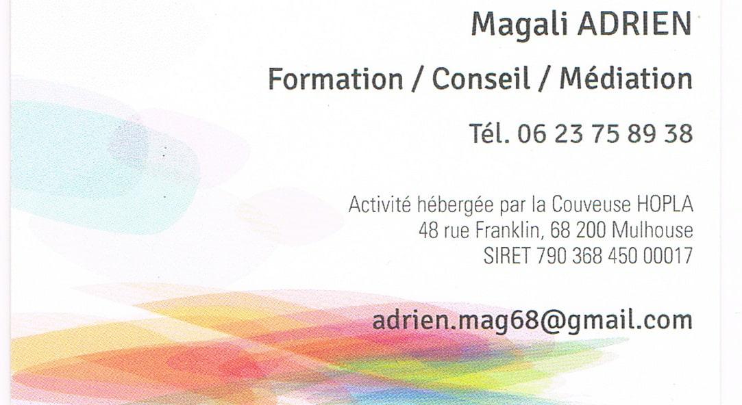 Magali Adrien